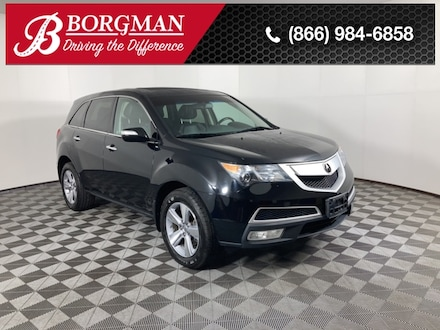 2012 Acura MDX 3.7L Technology Package AWD SUV