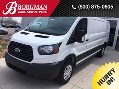 2017 Ford Transit-250 60/40 Panel Van Low Roof Cargo Van