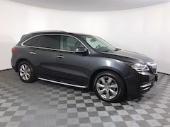 2014 Acura MDX SH-AWD with Advance and Entertainment Packages SUV