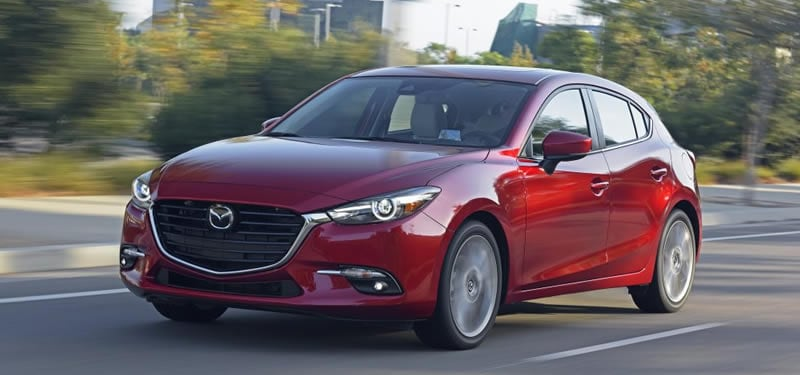 Mazda3 Named Kelley Blue Book's Coolest New Car Under Twenty Thousand Dollars for the Fifth Year in a Row