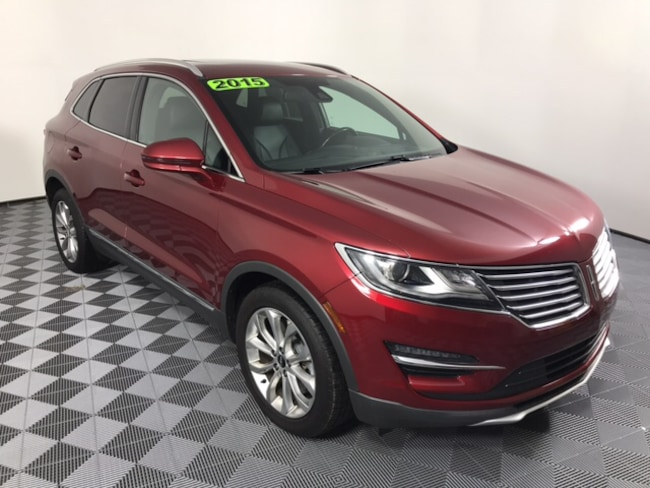 2015 Lincoln MKC 2.3 EcoBoost Panoramic Roof SUV