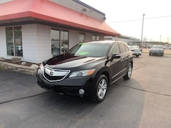 2014 Acura RDX Base w/Technology Package (A6) SUV
