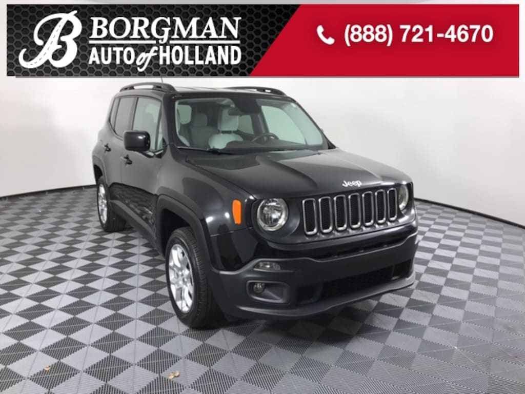 Jeep Dealership Grand Rapids Mi >> Used Jeep Renegade For Sale Grand Rapids Mi Borgman Ford Mazda