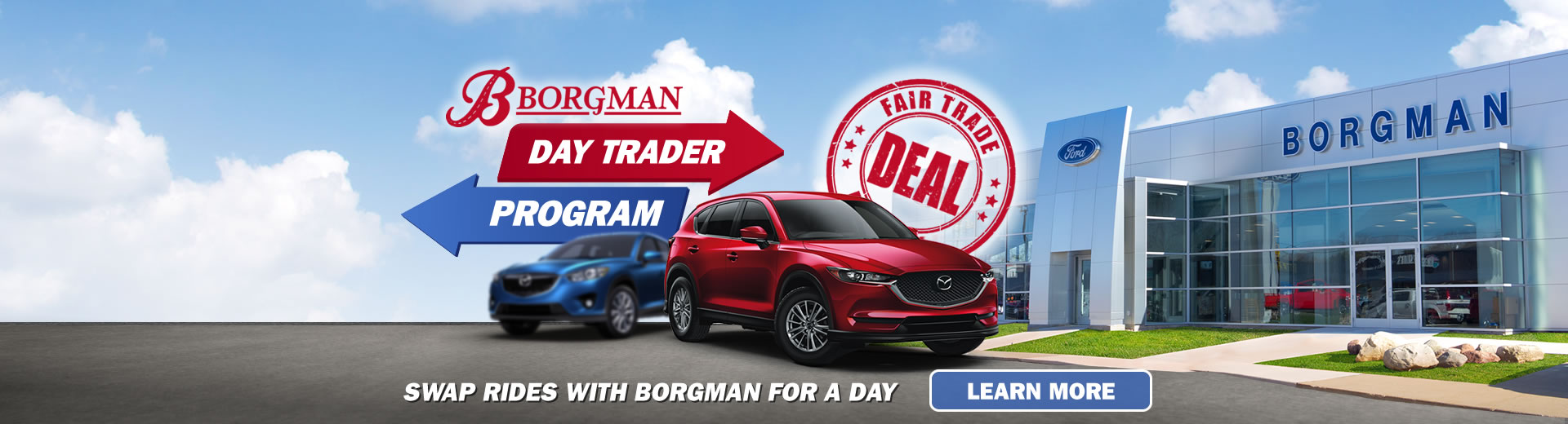 Borgman Mazda New Mazda Dealership In Grand Rapids MI - Mazda dealers in michigan