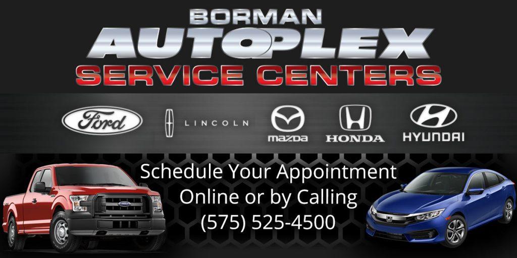 Ford Service Center | Borman Motor Company