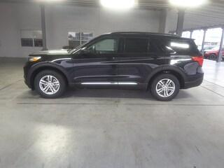 2020 Ford Explorer XLT SUV