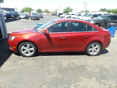 Used 2012 Chevrolet Cruze 2LT Sedan