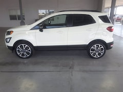 Used 2019 Ford EcoSport SES SUV