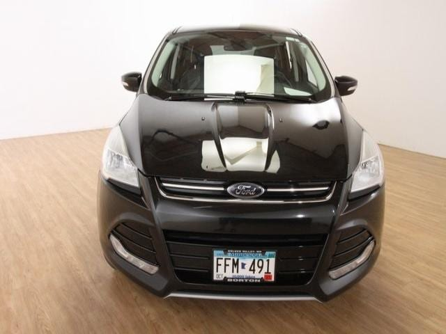 Used 2013 Ford Escape SEL with VIN 1FMCU9H9XDUA09551 for sale in Golden Valley, Minnesota