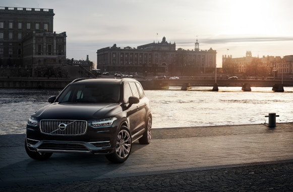 New Volvo XC90 SUV