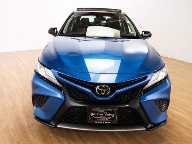 Used 2018 Toyota Camry XSE with VIN 4T1BZ1HKXJU016951 for sale in Golden Valley, Minnesota