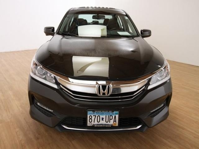 Used 2016 Honda Accord EX-L with VIN 1HGCR2F81GA121007 for sale in Golden Valley, Minnesota