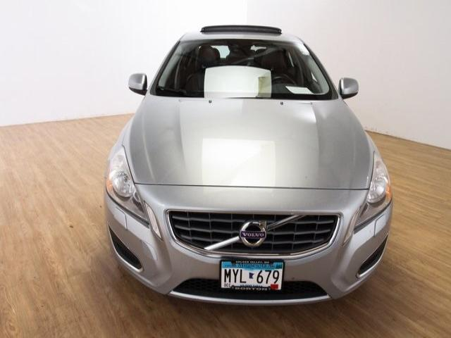 Used 2013 Volvo S60 T5 Premier with VIN YV1612FH3D2225789 for sale in Golden Valley, Minnesota