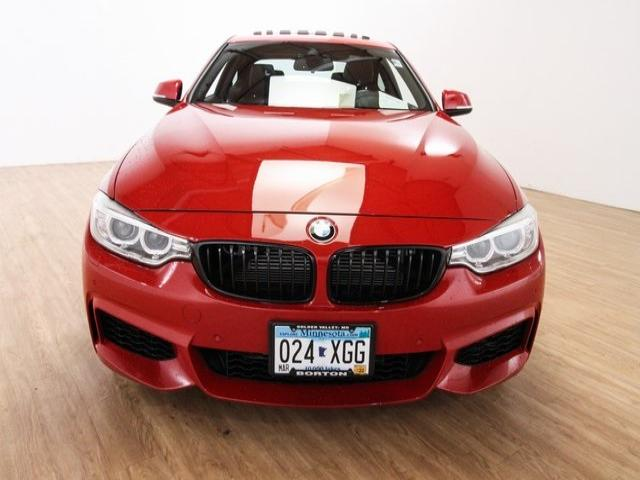 Used 2014 BMW 4 Series 435i with VIN WBA3R5C55EK187350 for sale in Golden Valley, Minnesota