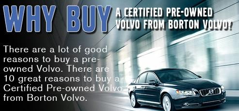 borton volvo cars pre-owned specials | new volvo dealership in