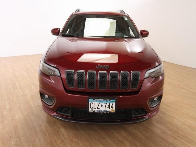 Used 2019 Jeep Cherokee Limited with VIN 1C4PJMDX4KD374276 for sale in Golden Valley, Minnesota