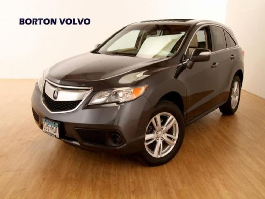 Used 2013 Acura RDX For Sale | Golden Valley MN | VIN: 5J8TB4H37DL018773