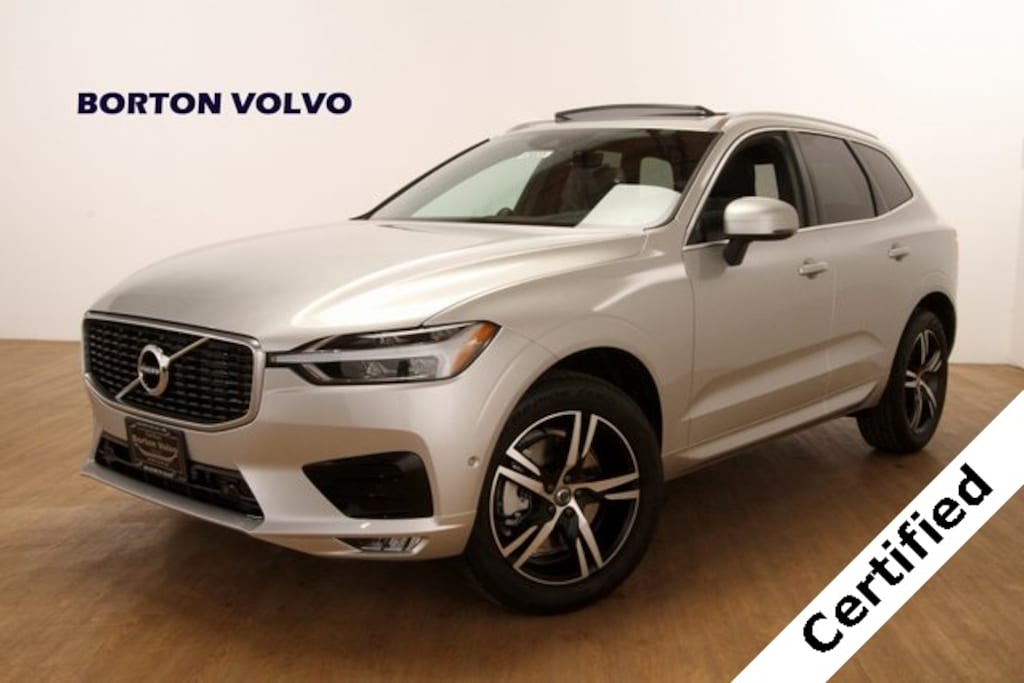 New 2018 Volvo XC60 For Sale at Borton Volvo Cars | VIN: LYVA22RM9JB096716