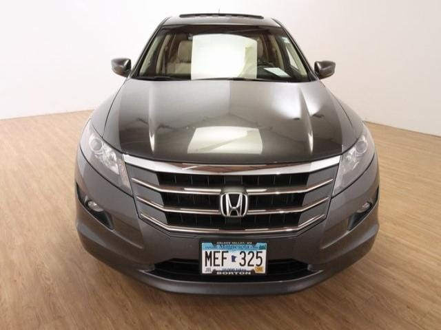 Used 2011 Honda Accord Crosstour EX-L V6 with VIN 5J6TF1H57BL001434 for sale in Golden Valley, Minnesota