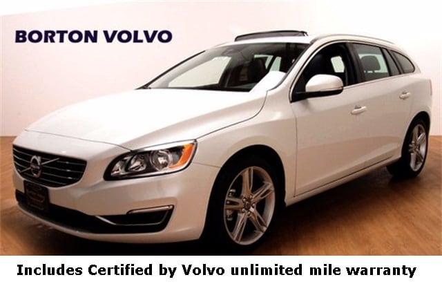 2017 Volvo V60 T5 FWD Prem