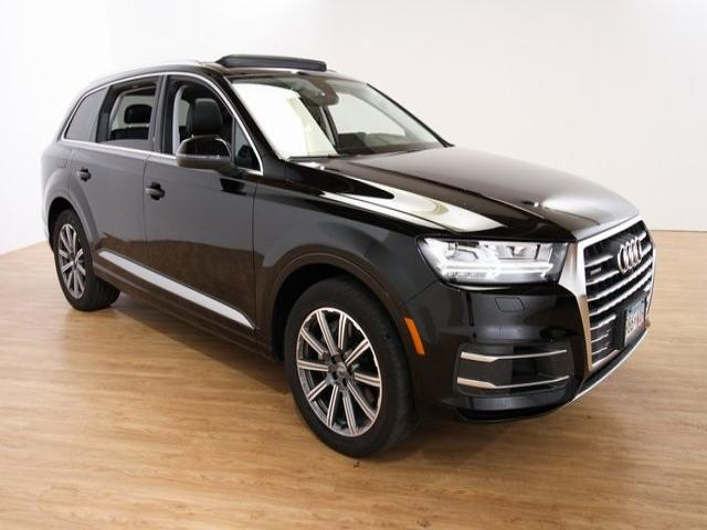 Used 2017 Audi Q7 Prestige with VIN WA1VAAF77HD033265 for sale in Golden Valley, Minnesota