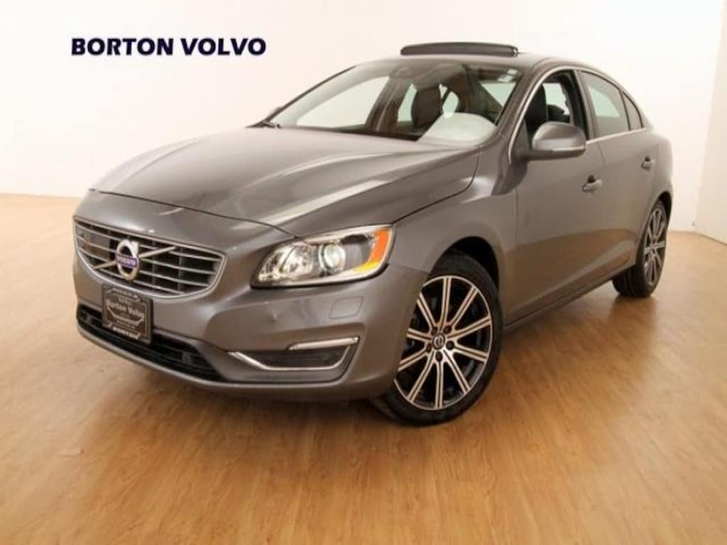 Used 2017 Volvo S60 For Sale Golden Valley Mn Vin Lyv402hm3hb151515
