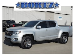 2016 Chevrolet Colorado Z71 4x4 Z71  Crew Cab 5 ft. SB for sale in Waynesburg, PA