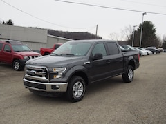 2016 Ford F-150 XLT 4x4 XLT  SuperCrew 5.5 ft. SB for sale in Waynesburg, PA
