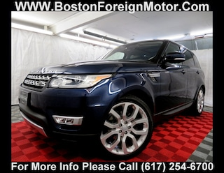Used Land Rover Range Rover Sport Boston Ma