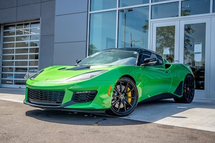 2020 Lotus Evora GT Coupe