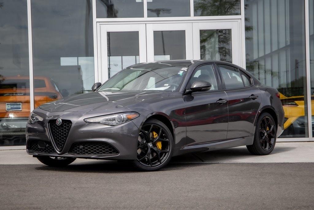 2021 Alfa Romeo Giulia Sedan