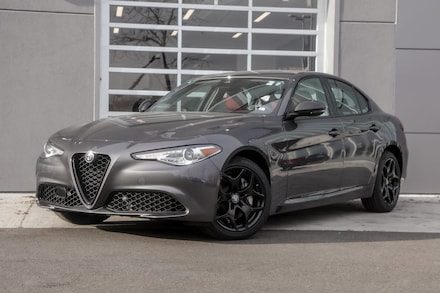 2021 Alfa Romeo Giulia SPRINT AWD Sedan