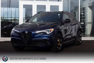 2020 Alfa Romeo Stelvio QUADRIFOGLIO AWD Sport Utility
