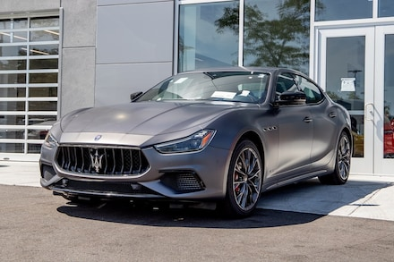 2020 Maserati Ghibli S GranSport Sedan