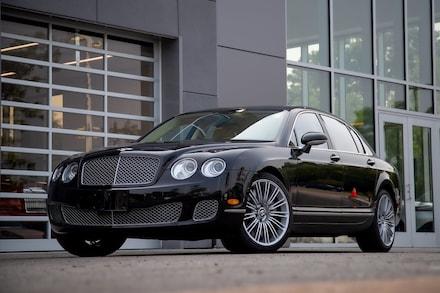 2009 Bentley Continental Flying Spur Sedan