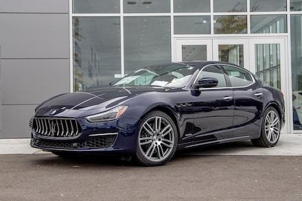 2020 Maserati Ghibli S Q4 GranLusso Sedan