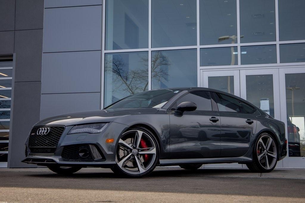 2014 Audi RS 7 Sedan