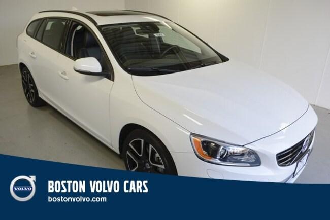 Used 2018 Volvo V60 T5 Dynamic Wagon Boston