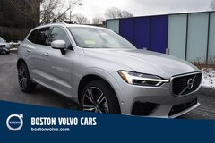 New 2019 Volvo XC60 Hybrid T8 R-Design SUV LYVBR0DM5KB233437 for sale in Allston, MA
