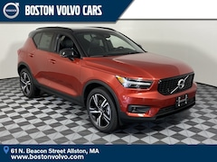 New 2021 Volvo XC40 T5 R-Design SUV for sale in Allston, a neighborhood of Boston
