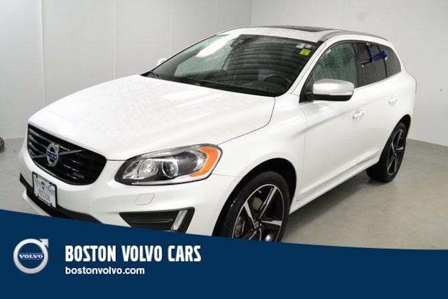 2015 Volvo XC60 T6 R-Design Platinum SUV