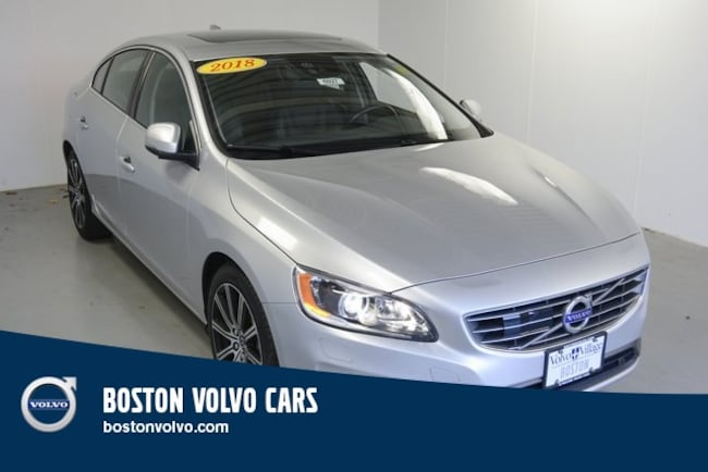 Used 2018 Volvo S60 Inscription T5 Platinum Sedan Boston