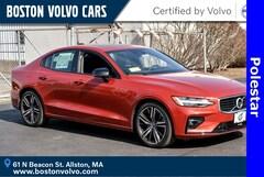 Used 2019 Volvo S60 T6 R-Design Sedan 7JRA22TM3KG004287 for sale in Boston, MA