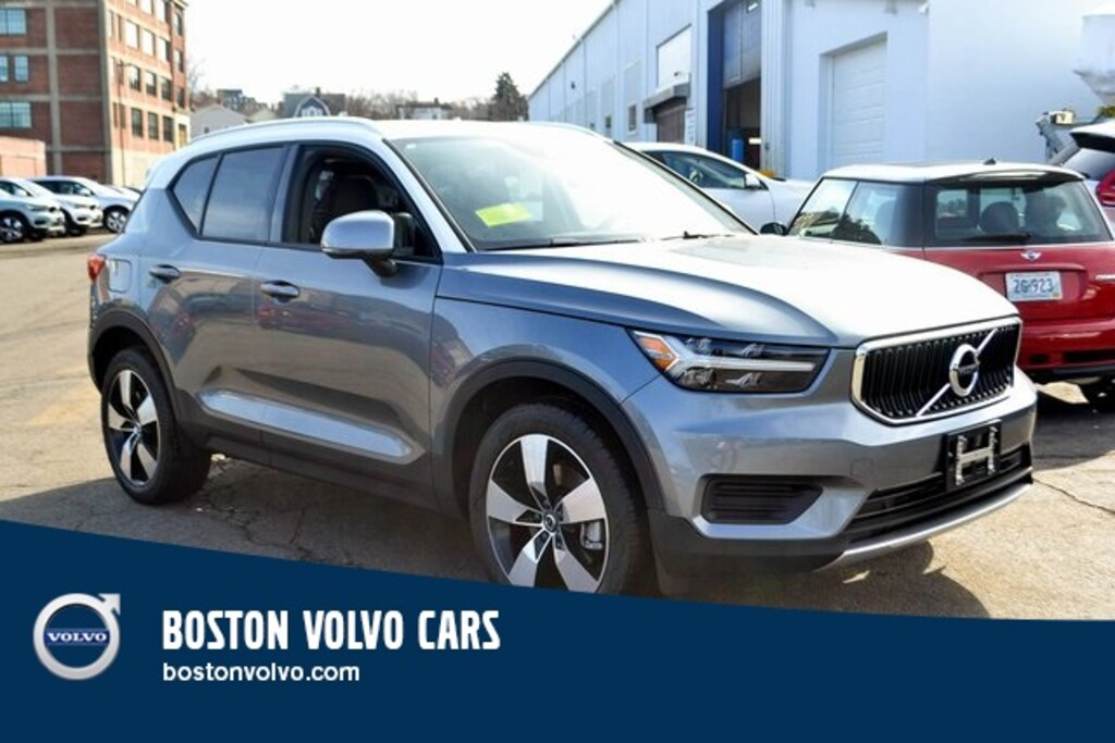 New 2019 Volvo XC40 For Sale or Lease | Allston MA | VIN: YV4162UK0K2126695