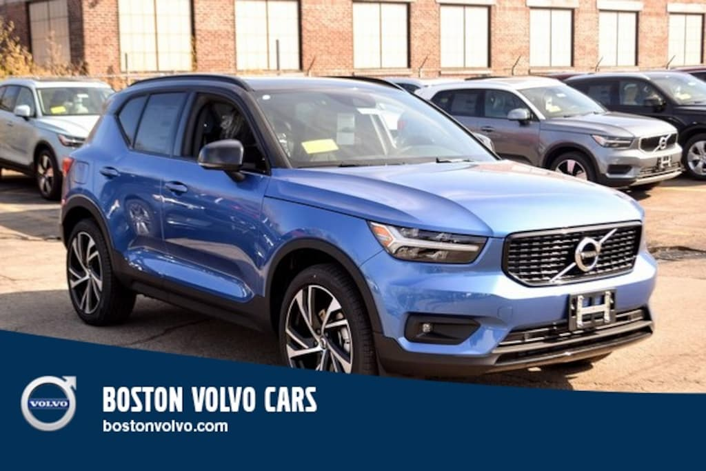New 2019 Volvo Xc40 For Sale Or Lease Danvers Ma Vin Yv4162um8k2121603