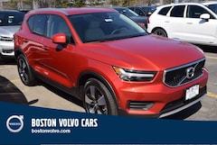 New 2019 Volvo XC40 T5 Momentum SUV YV4162UK7K2089113 for sale in Allston, MA