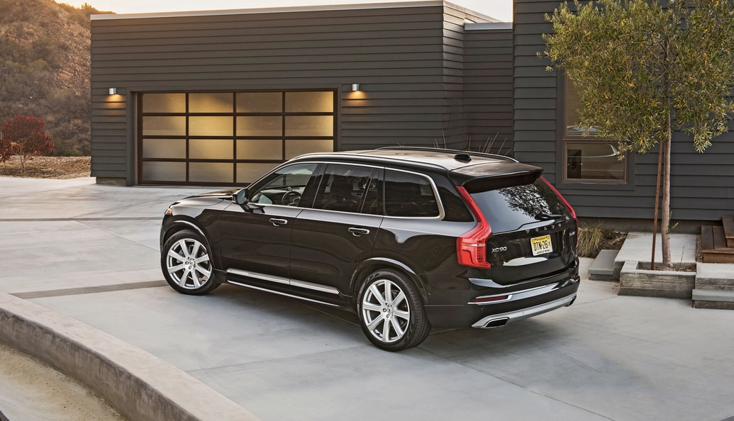 Volvo Motortrend Suv Of The Year