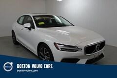 New 2019 Volvo S60 T6 Momentum Sedan 7JRA22TK6KG016416 for sale in Allston, MA