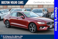Used 2019 Volvo S60 T6 Inscription Sedan 7JRA22TL3KG017046 for sale in Boston, MA