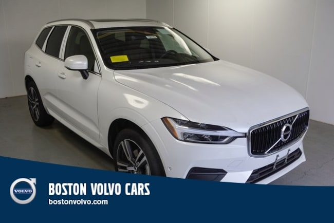 New 2019 Volvo XC60 T5 Momentum SUV Boston